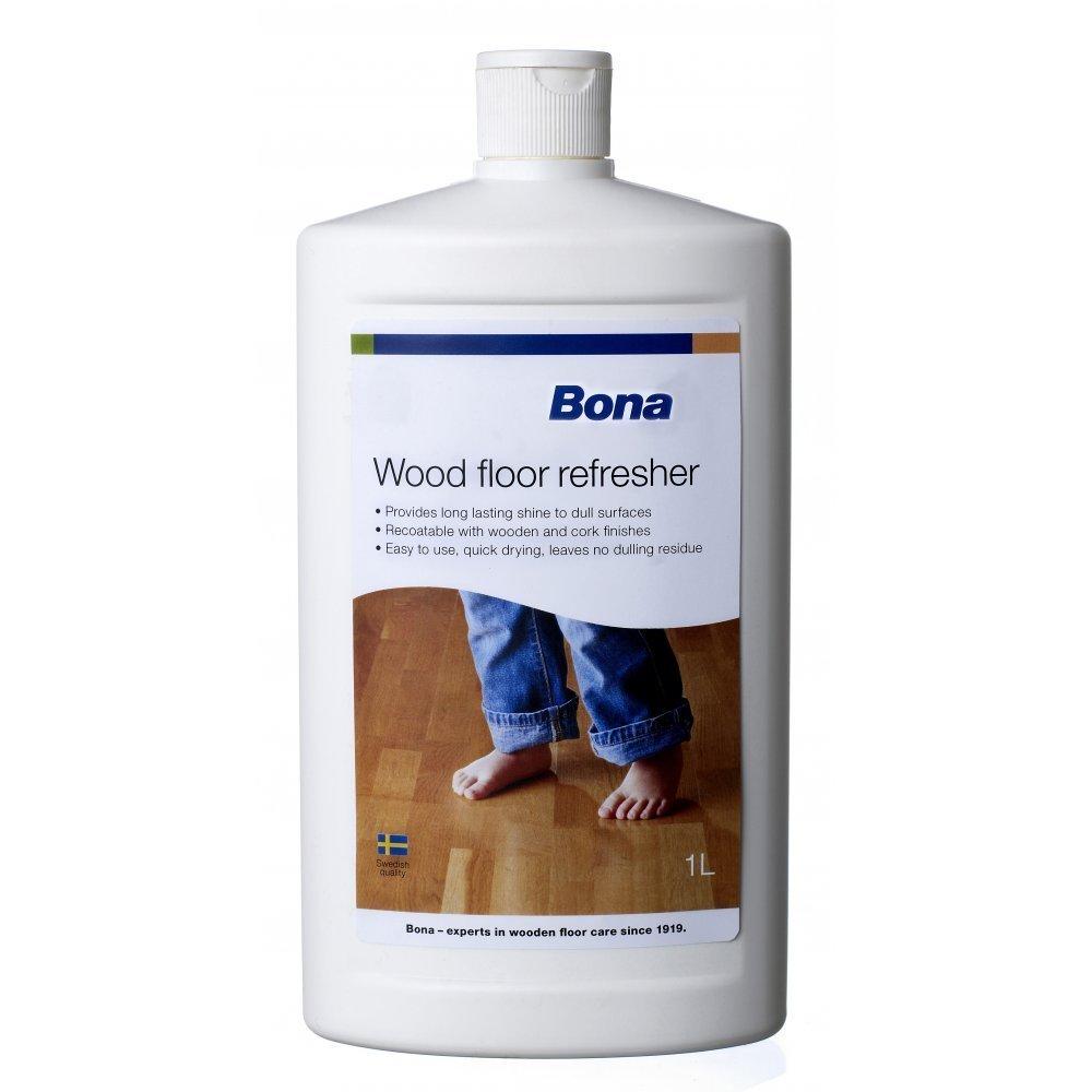 Wonderful Bona Wood Floor Refresher 1L  WP595013010: Amazon.co.uk: Kitchen U0026 Home