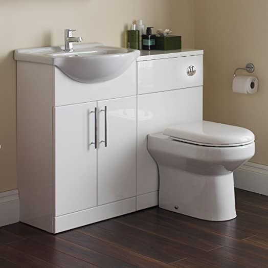 bathroom toilet and sink cabinets. impakt bathroom furniture suite - inc. wc toilet unit, back to wall pan \u0026 and sink cabinets m