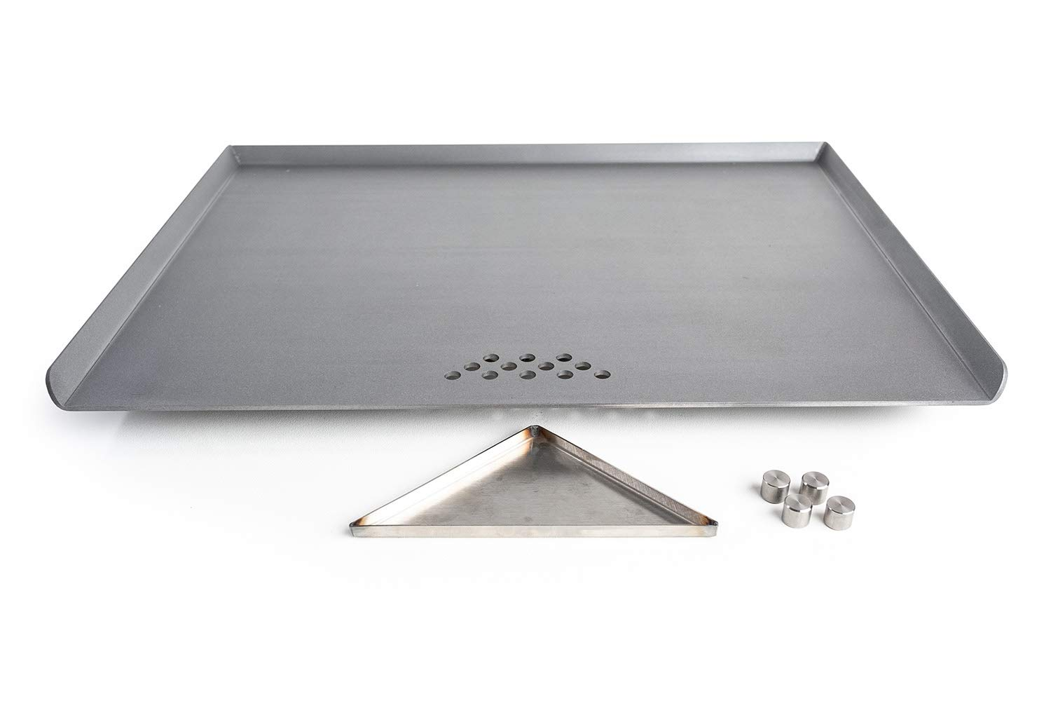 Stove Flat Top Griddle for Glass Ceramic Radiant Range by Steelmade USA