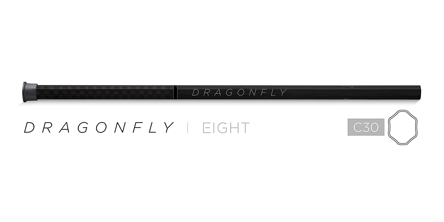 "Epoch Lacrosse Dragonfly Eight 30"" Attack Lacrosse Shaft"