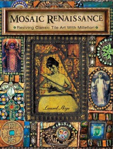 Goat Tile - Mosaic Renaissance: Reviving Classic Tile Art With Millefiori