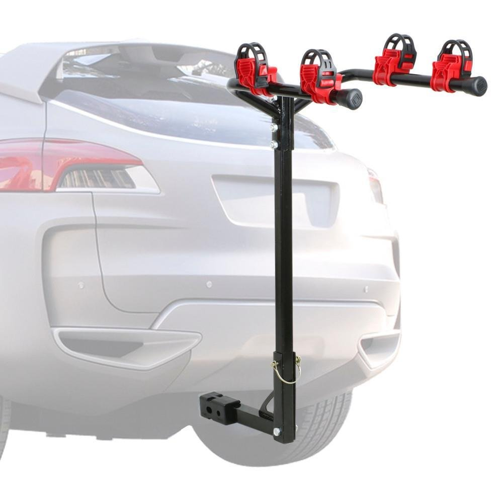 kingjoe bike with and explore compatible folding vehicle rack for arms pro suv accessories more pin the yakima car