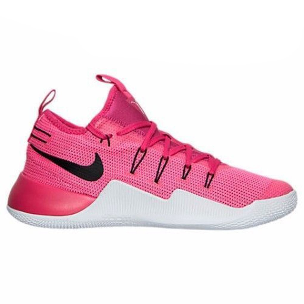 huge discount 5d31d b5aa9 Nike Hypershift Basketball Shoes Mens 10 Pink Black White  Buy Online at  Low Prices in India - Amazon.in