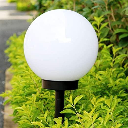 DSHUJC 5PCS Luces solares Jardín Lámpara Solar Linterna Luz Exterior Lámparas solares Impermeables para senderos al Aire Libre Iluminación Decorativa especializada: Amazon.es: Hogar