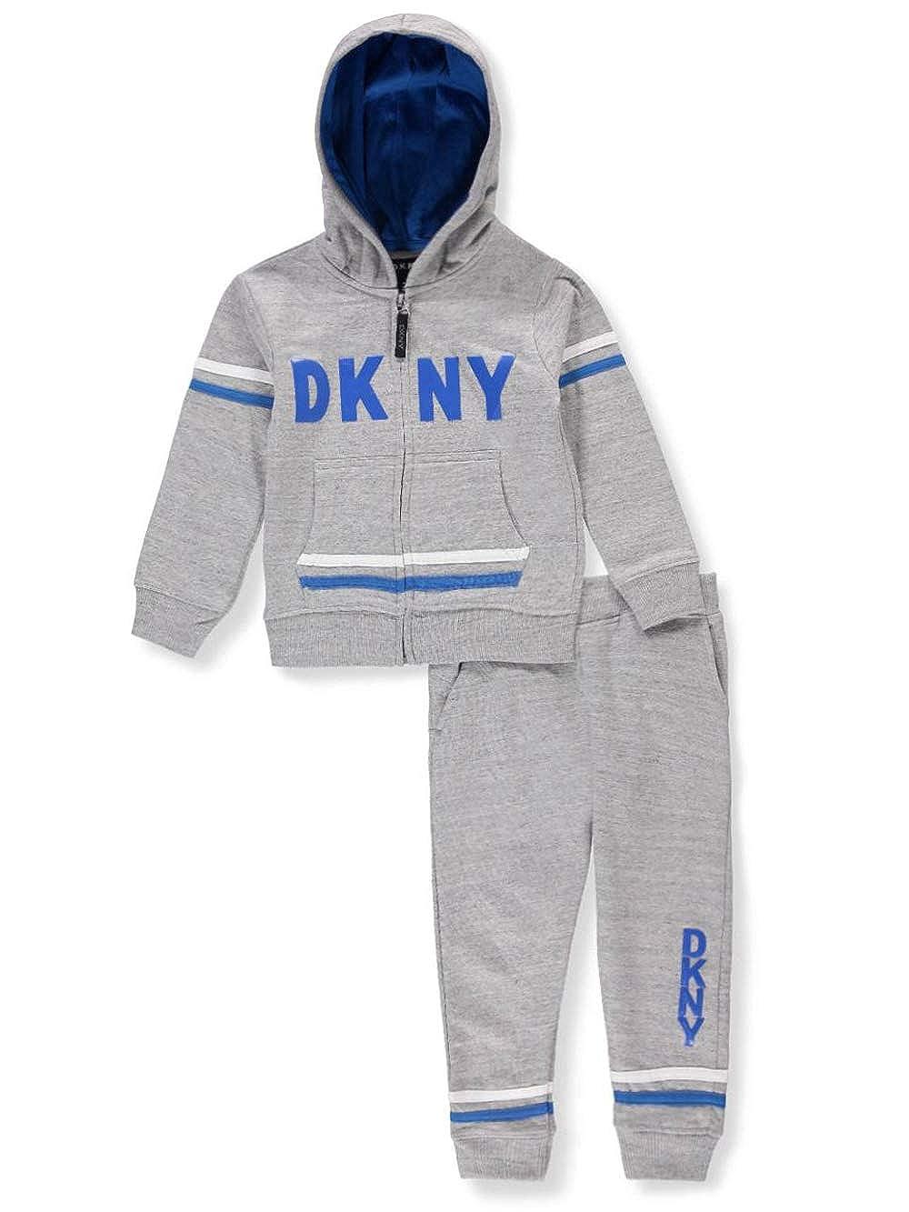 DKNY Boys' 2-Piece Sweatsuit Pants Set