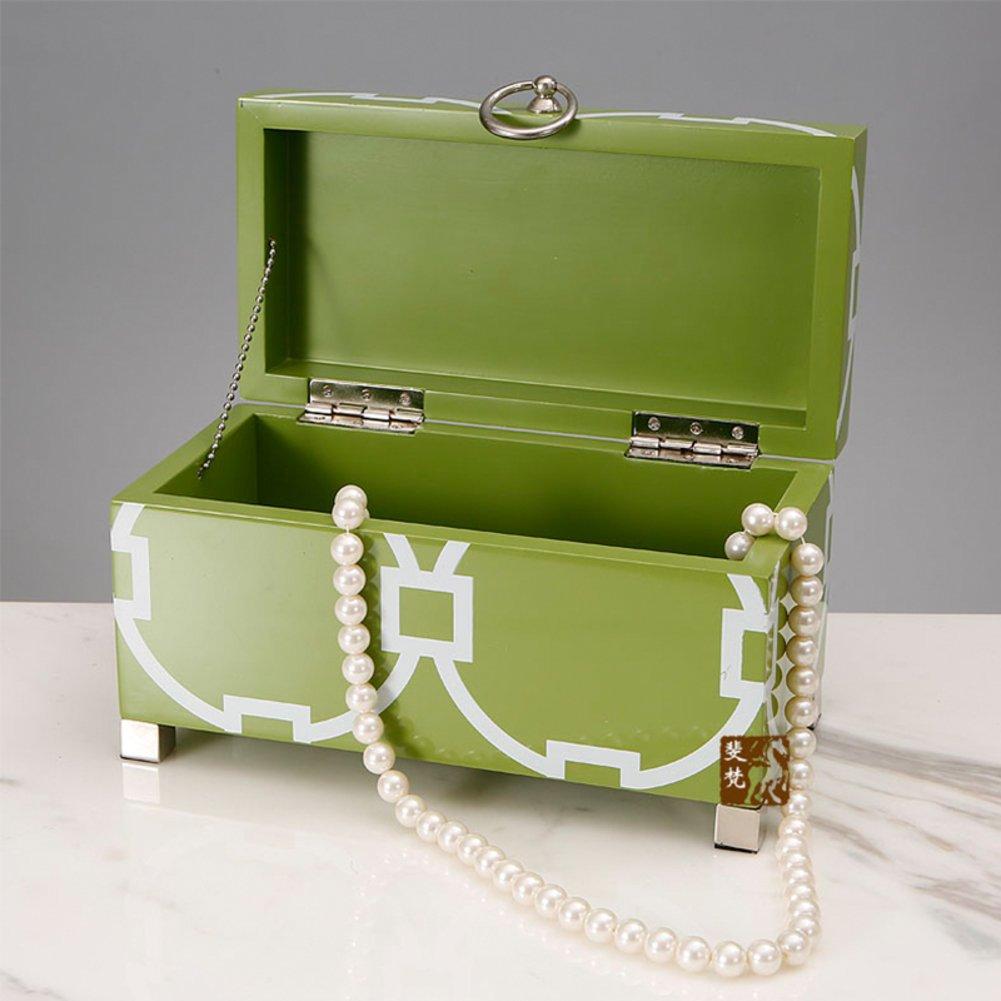Sample rooms Hotel Club jewelry box/soft decorations/jewel box/bedroom decorations crafts-B