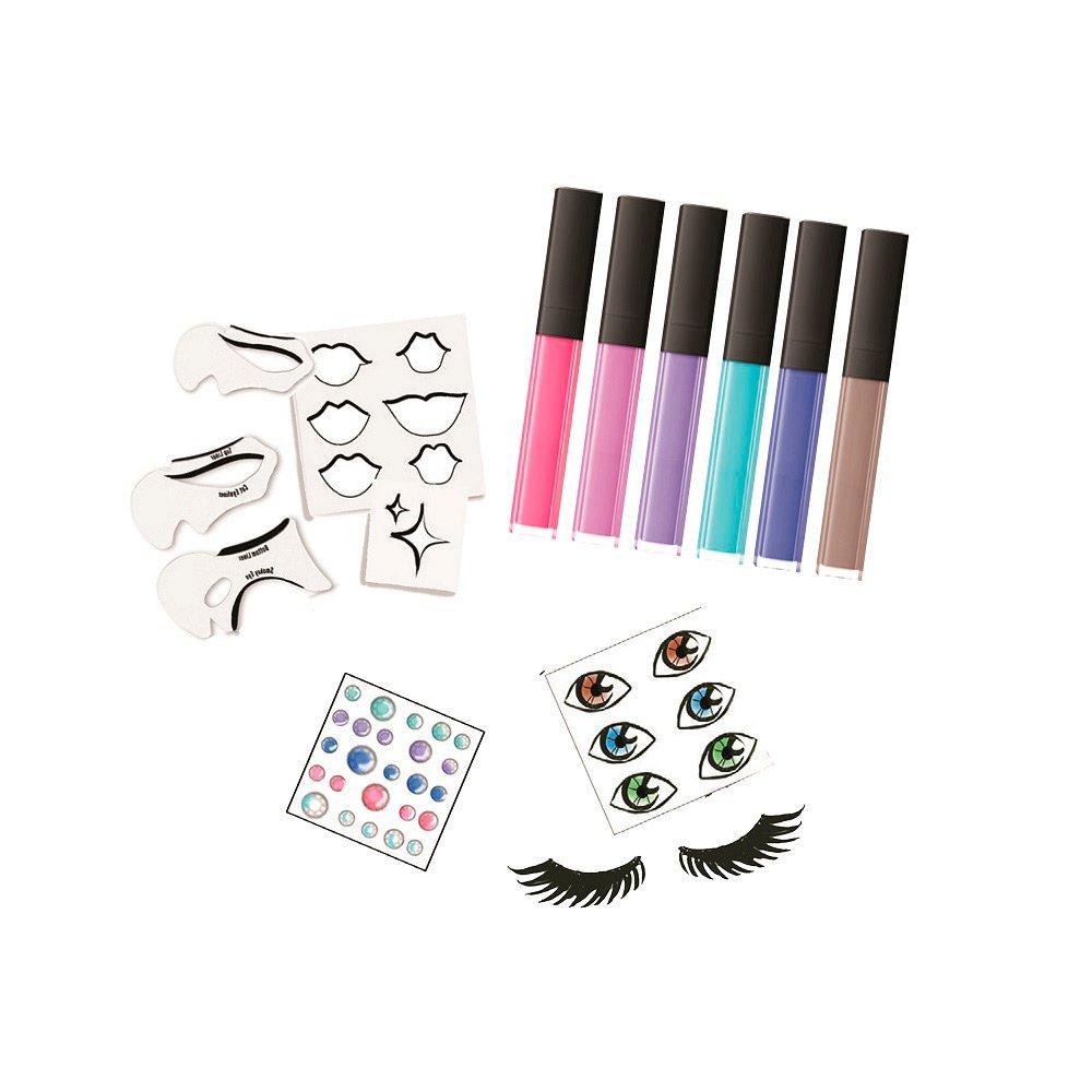 Estilo Total - Busto Peinados & Maquillaje (Bizak 61922280): Amazon.es: Juguetes y juegos