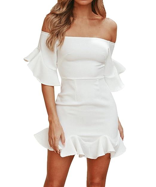 Mini Vestido De Playa Freestyle Hoja Lado Slim La Paquete Lotus Verano Mujeres 0FxYR1