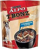 Purina ALPO T-Bonz Brand Dog Treats, Porterhouse Flavor, Steak-Shaped, 45-Ounce Pouch, Pack of 1
