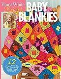 Vanna White-Bright Baby Blankets