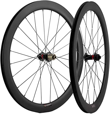 700C Rear Carbon Wheel Road Bike Superteam Bicycle Clincher Race Wheel Only Rear