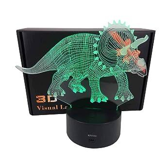 VELAN Aniaml Camel - Lámpara de Escritorio 3D, diseño de Piano ...