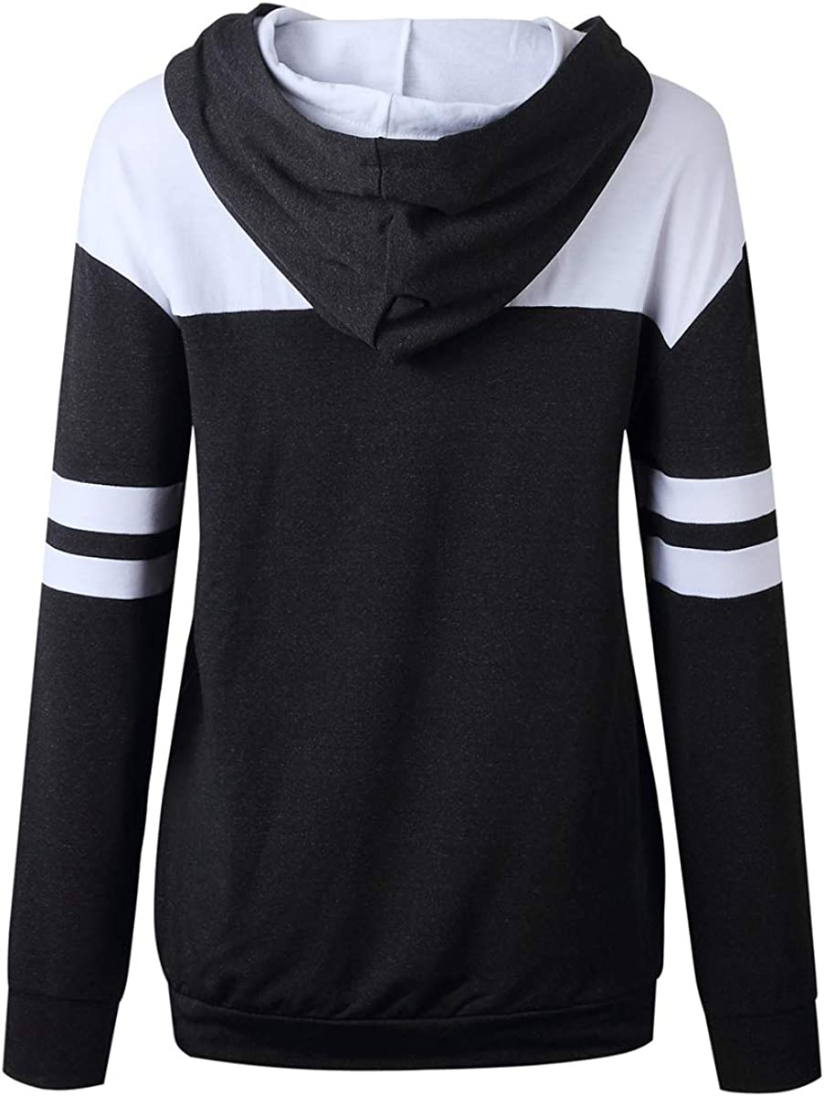 Dooljhjyr Ed Sheeran Pullover Damen Pullover gedrucktes Patchwork 2-In-1 Sweatshirt Unregelmäßige Kordelzug Hoodie Tops Ed Sheeran Kapuzenpullover Blue08