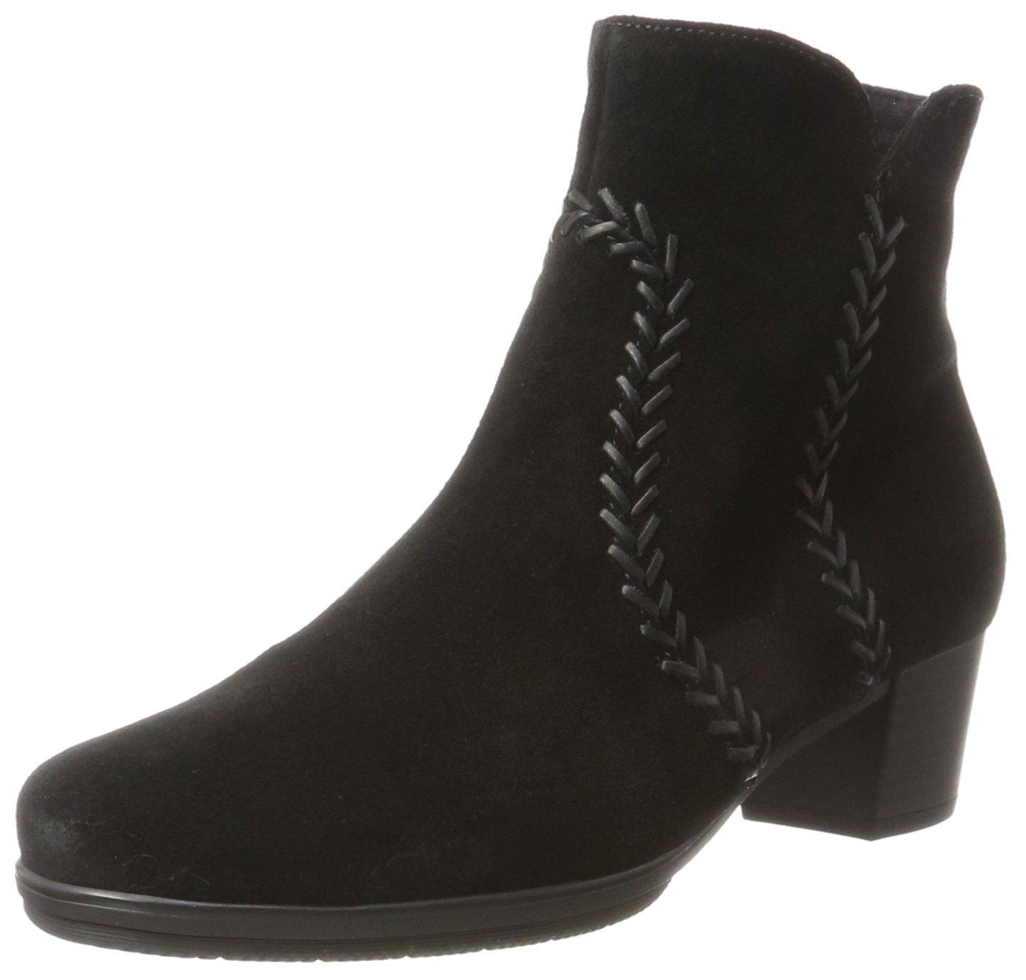 Gabor Shoes Gabor Bottes Basic, (17 Schwarz) Bottes Femme Noir (17 Schwarz) 77d6396 - robotanarchy.space