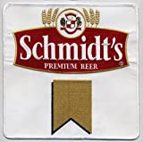 Christian Schmidt Brewing Company - Schmidt's Beer - Set of Embroidered Beer Patches