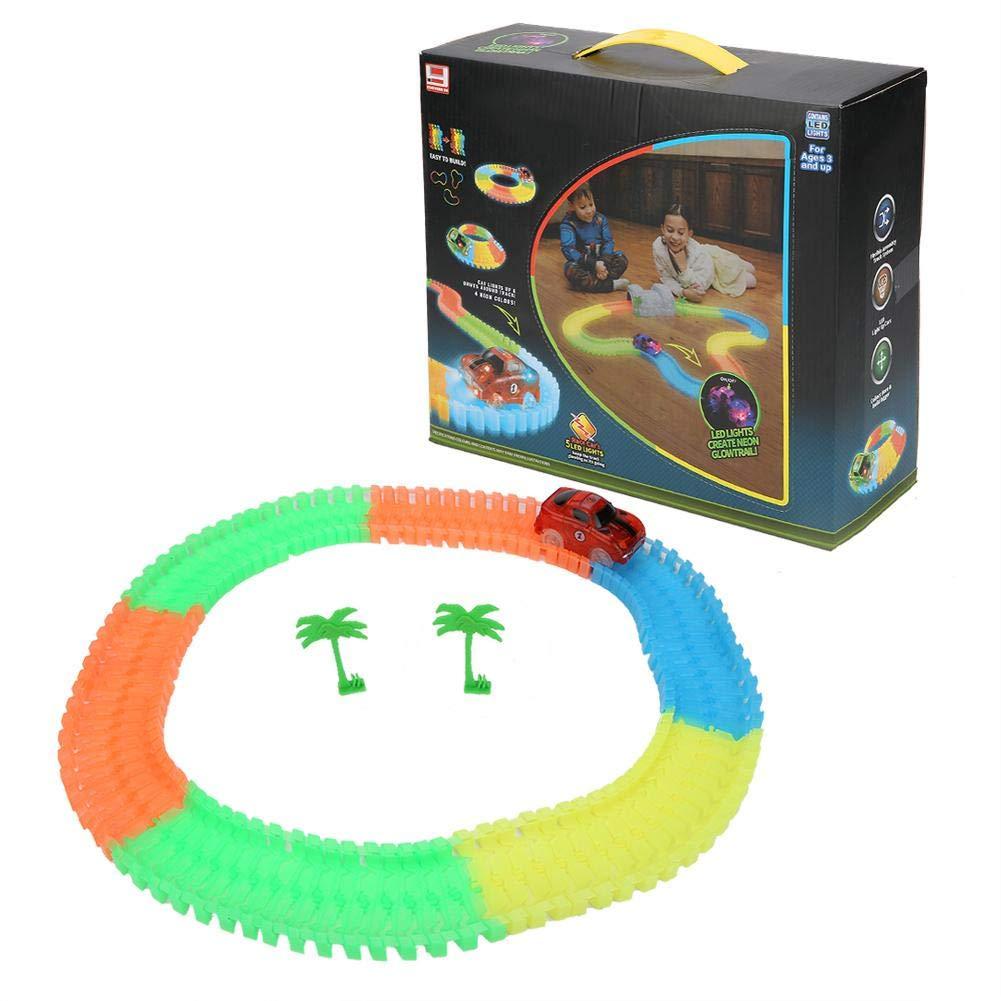 Amazon.com: Juguete de pista para bebé, juego de pistas ...