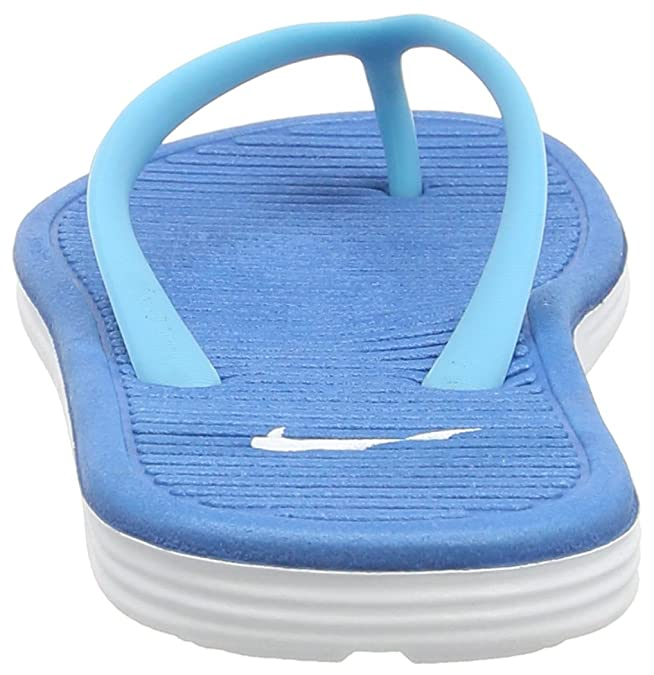best sneakers ed948 fed33 Nike Solarsoft Thong 2 Tongs Femme  Amazon.fr  Chaussures et Sacs
