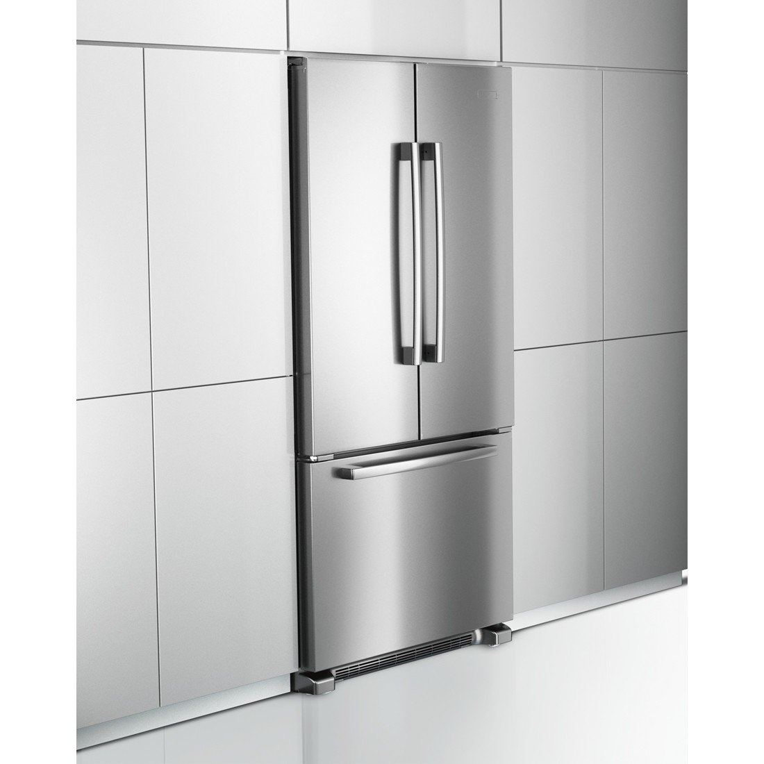 High Quality Amazon.com: Bosch B22CT80SNS 800 21.8 Cu. Ft. Stainless Steel Counter Depth  French Door Refrigerator: Appliances