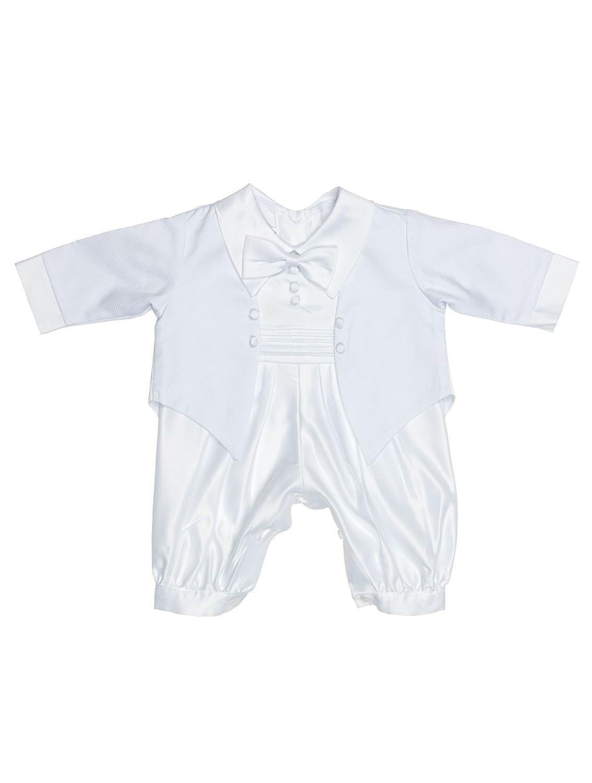 Coco Bebe Baby Boys Romper Suit, Boys Christening Suit, Baby Boys Christening Outfit, 0-18 Months