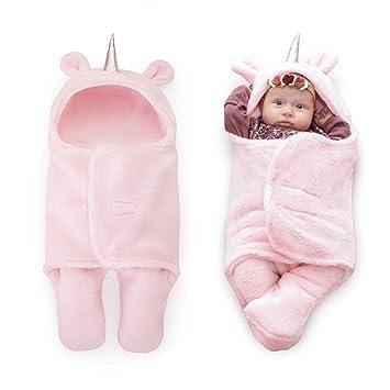 Amazon.com: Upsimples Manta de bebé recién nacido, suave, de ...