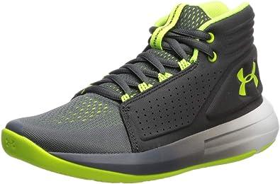 Under Armour Grade School Jet 2019 Chaussures de Basketball Mixte Enfant