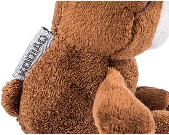 Generisc Schlüsselanhänger Teddybär Kodiaq 11 Cm Anhänger Stofftier Avf37 071 Auto