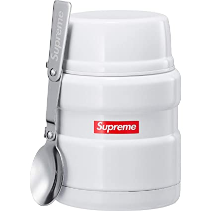 Amazon.com: Supreme Thermos Stainless King Food Jar and ...