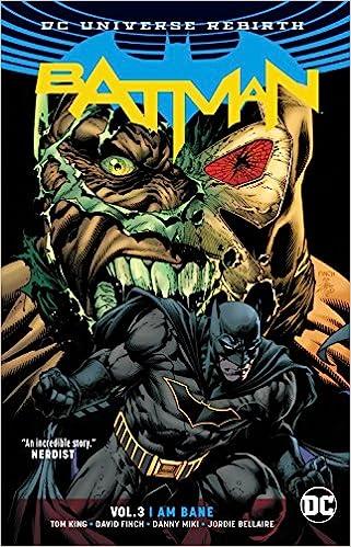 Batman TP Vol 3 I Am Bane (Rebirth) (Dc Rebirth): Amazon.es ...