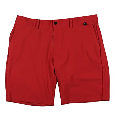 Polo Ralph Lauren Mens Crepe Stretch Swim Trunks Red 40