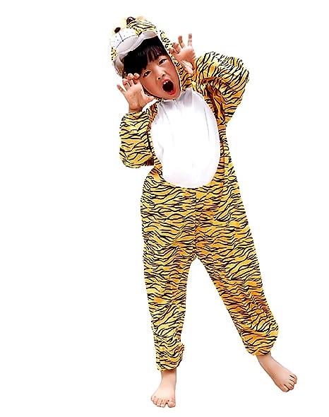 Disfraz de tigre - Disfraz - Carnaval - Halloween - Niña ...