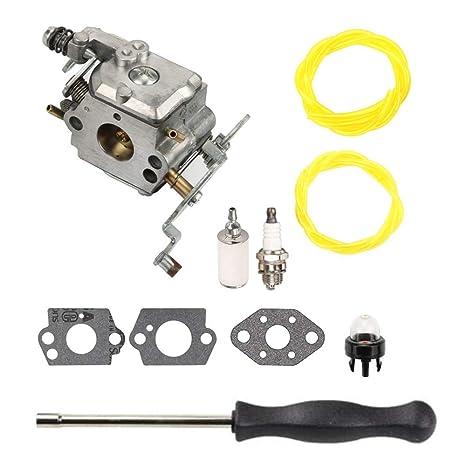 Amazon Com Anto C1m W47 Carburetor For Poulan Pp5020av Pp5020 2