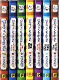 download ebook diary of a wimpy kid, volumes 1 thru 7: diary of a wimpy kid / rodrick rules / the last straw / dog days / the ugly truth / cabin fever / the third wheel pdf epub