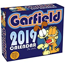 Garfield 2019 Day-to-Day Calendar