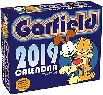 Garfield 2019 Day-to-Day Calendar by Jim Davis