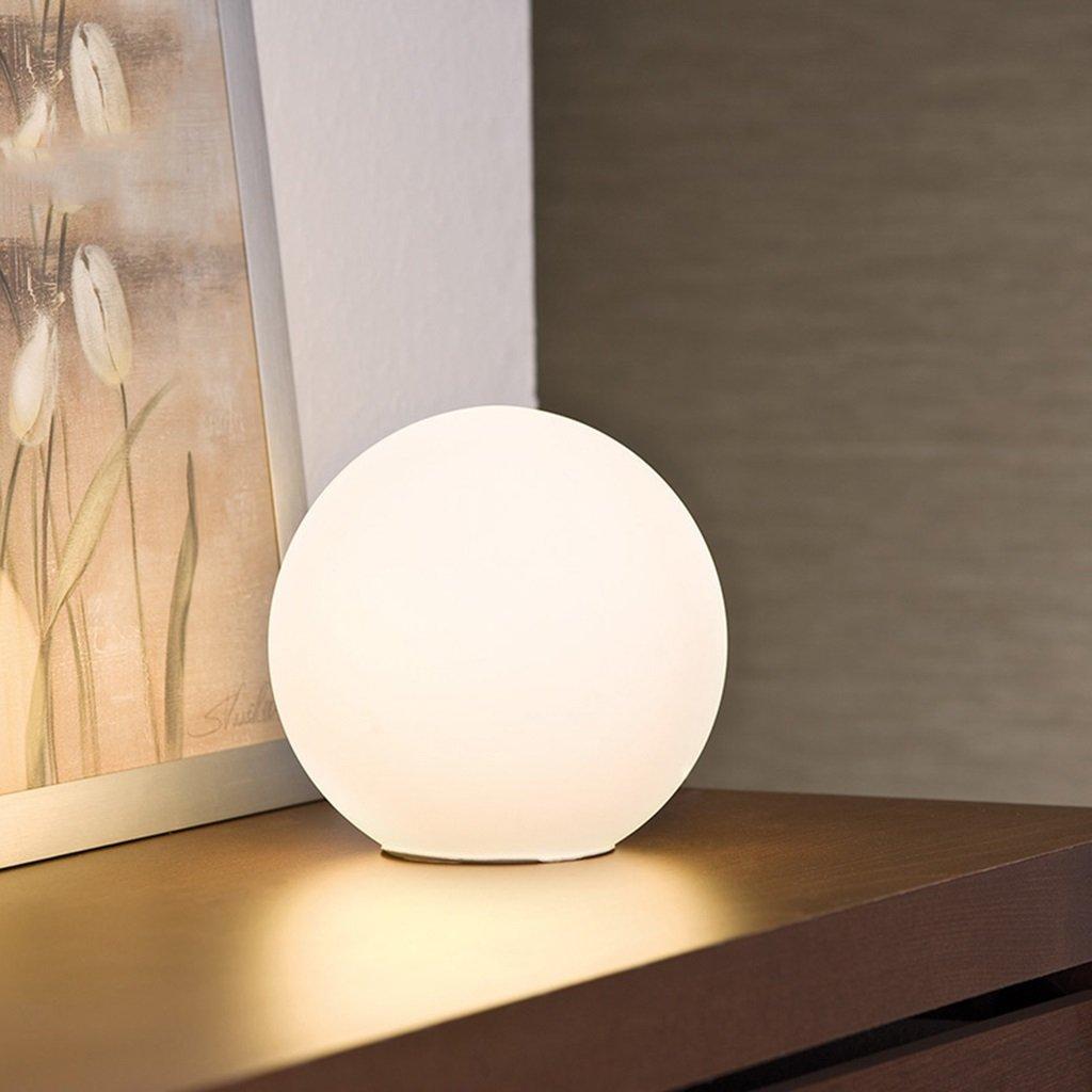 Modern pendant light Nachttischlampen, sphärische runde Led Creative Fashion European Night Light Haushalts Kronleuchter (Größe   19.5cm20cm)