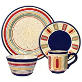 Pfaltzgraff Sedona 16 Piece Dinnerware Set, Service for 4