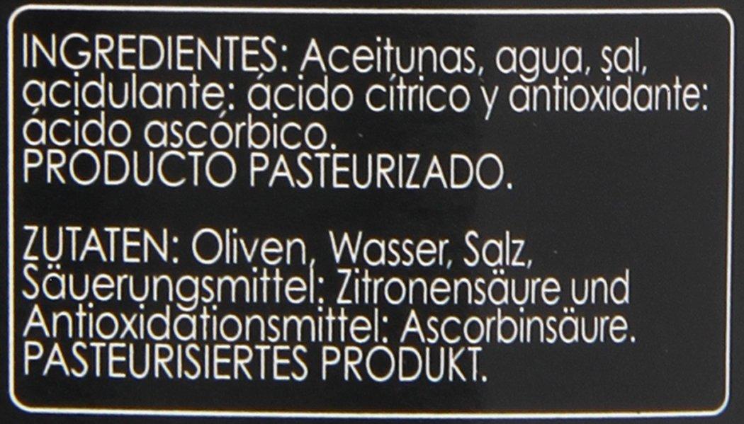 Gourmet SaborEspañol Aceitunas Arbequinas de Color Cambiante con Hueso Extra - 250 g: Amazon.es: Amazon Pantry