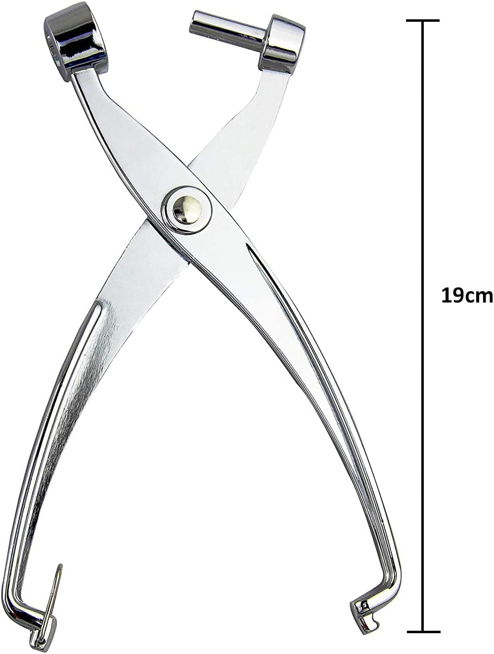 Cherry Stoner Pitter Core Remover Gxhong Cherry Pitter Tool Heavy Duty Zinc Alloy Cherry Olives and Plums Core or Seed Remover Olive Pitter Tool- Silver