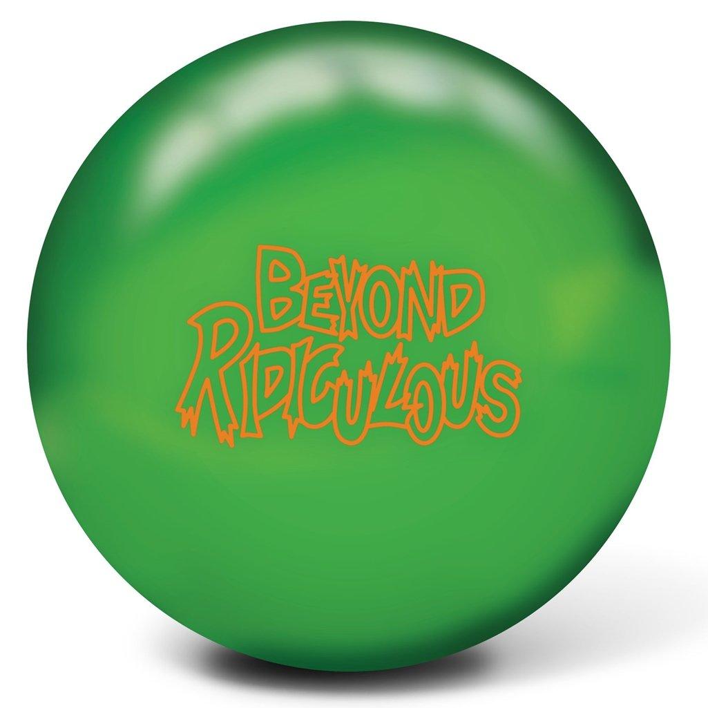 Radical Beyond Ridiculous Bowling ball-ネオングリーン B078TLGQWM  15lbs