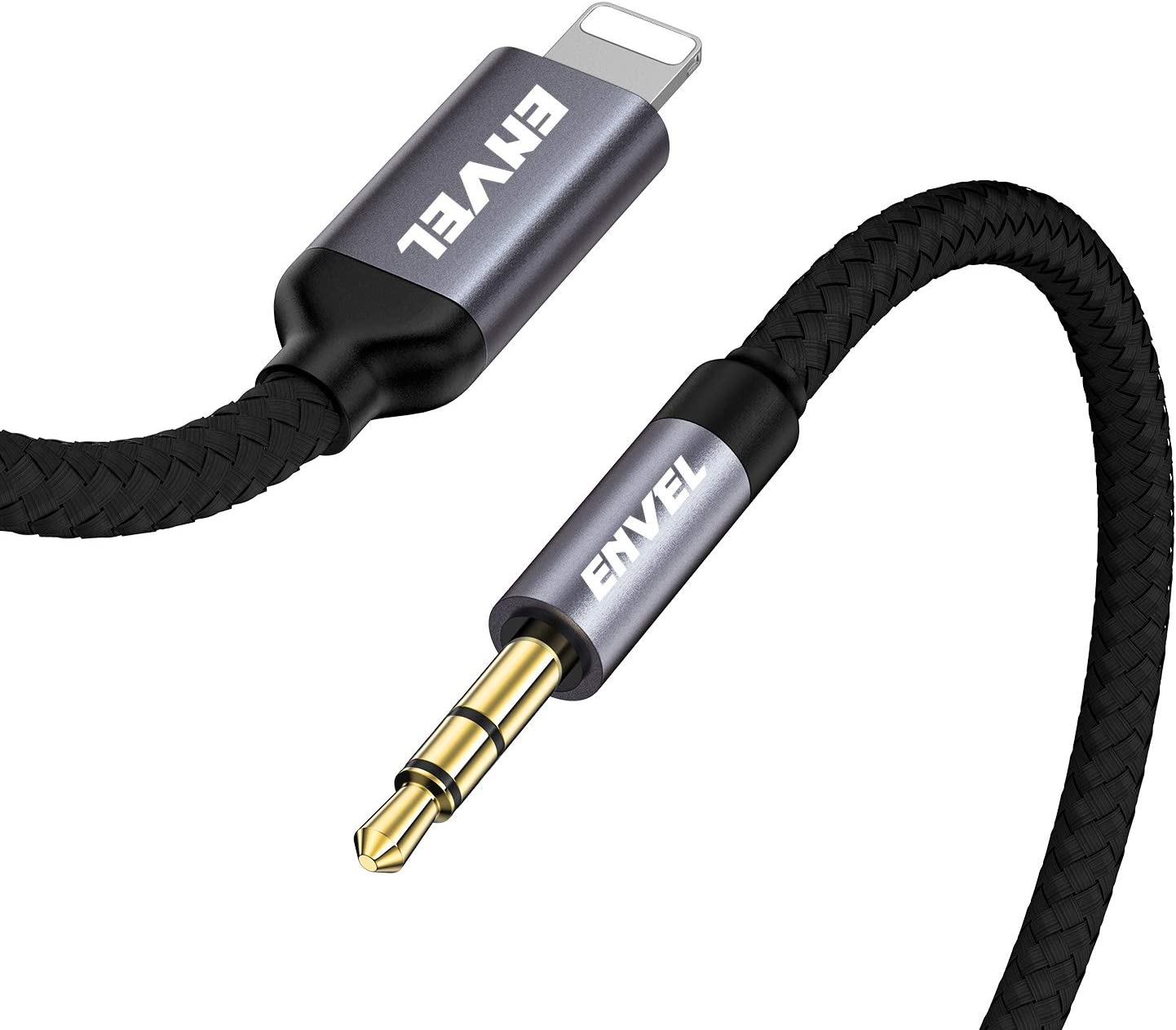 Aux Cable for Car 3.5mm Aux Cord Compatible with Phone XR//XS//XS Max//X//8//8 Plus//7 Plus 3.5mm Male Stereo Audio Cable Car Aux Cable for Car//Home Stereo or Headphones 3.3ft