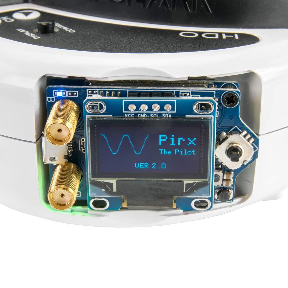 GetFPV Affiliate RX5808 Pro レシーバーモジュール Pirx 2.0ファームウェア付き B07N98LJ1B