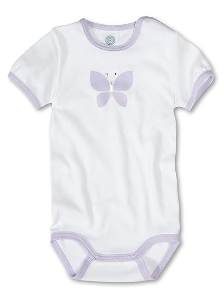 Sanetta Baby Girl Ropa interior Bodysuits/Baby ropa 321143 Animal Print