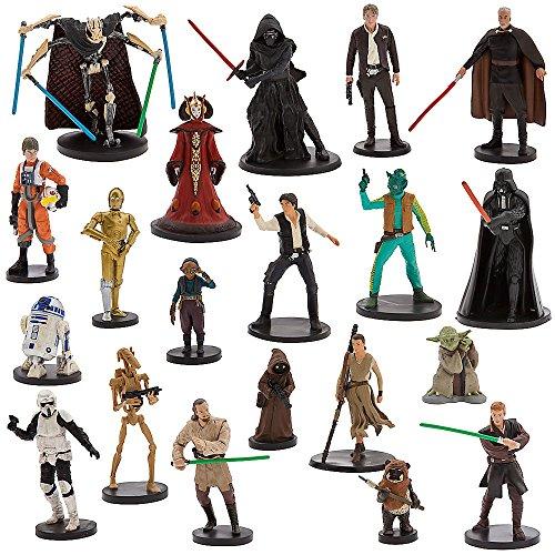 star wars action figures set - 6