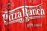 Pizza Ranch Barnwood Gift Card - 20