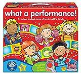 Orchard Toys - Jeu d'imitation - What a Performance ! - Langue : anglais