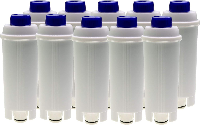 10 filtros de agua compatibles con cafeteras automáticas DeLonghi ...