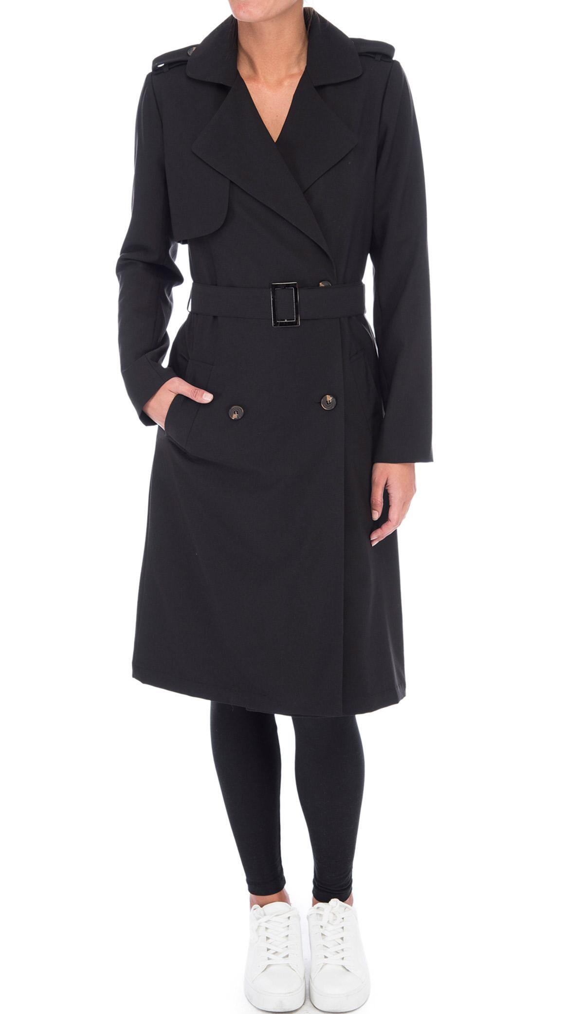 Bobeau Faye Trench Coat by Bobeau