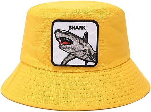 sdssup Sombrero de Pescador Animales para Hombres y Mujeres Gorras ...