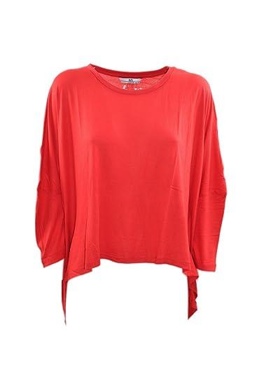 Silvian Heach - T-Shirt Over JATI  Amazon.it  Abbigliamento 07fc4e4e692