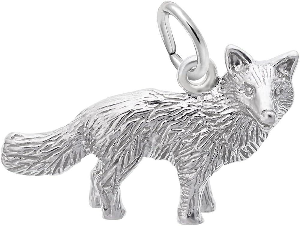 Fox Charm Charms Bracelets...